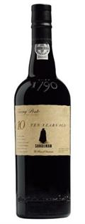 Sandeman Porto Tawny 10 Year 2010 750ml